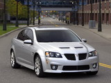 Pontiac G8 GXP 2008–09 photos