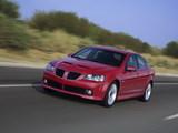 Pontiac G8 GT 2008–09 photos