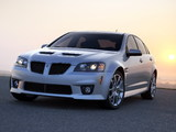 Pontiac G8 GXP 2008–09 pictures