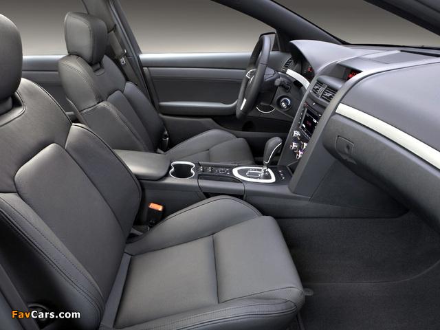 Pontiac G8 GT 2008–09 pictures (640 x 480)