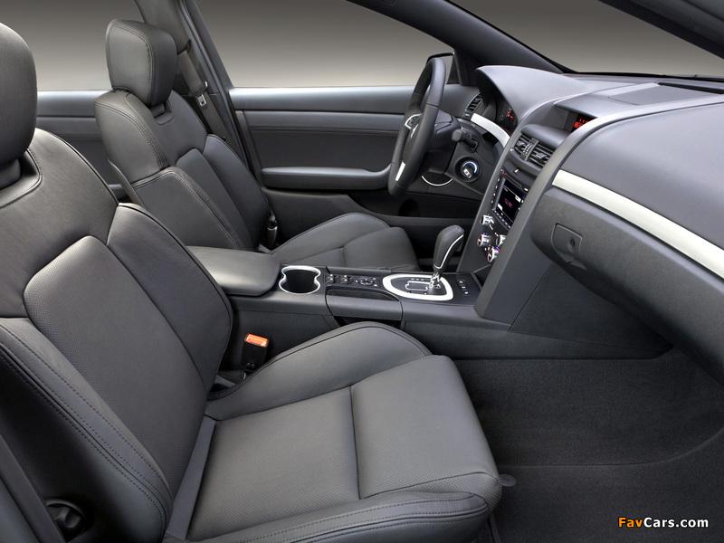 Pontiac G8 GT 2008–09 pictures (800 x 600)