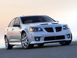 Pontiac G8 GXP 2008–09 wallpapers