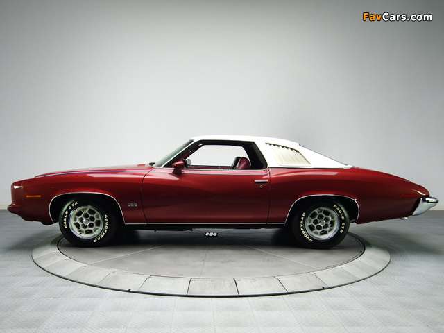 Images of Pontiac Grand Am Solonnade Hardtop Coupe (H37) 1973 (640 x 480)