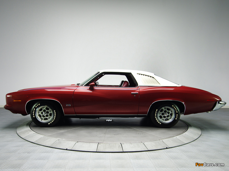 Images of Pontiac Grand Am Solonnade Hardtop Coupe (H37) 1973 (800 x 600)