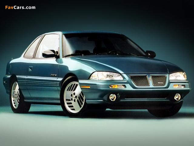 Images of Pontiac Grand Am Coupe 1992–95 (640 x 480)
