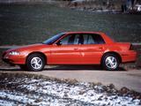 Images of Pontiac Grand Am Sedan 1992–95