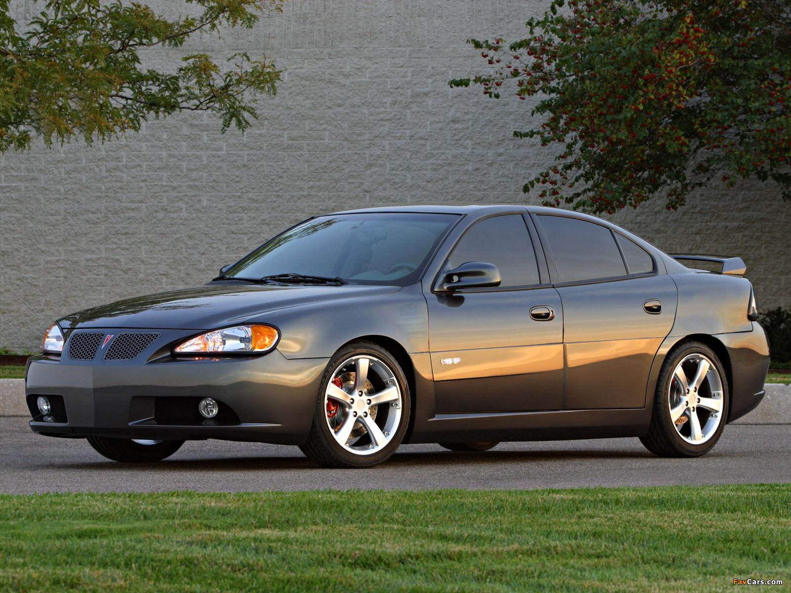 Images of Pontiac Grand Am GXP Concept 2002 (1600 x 1200)