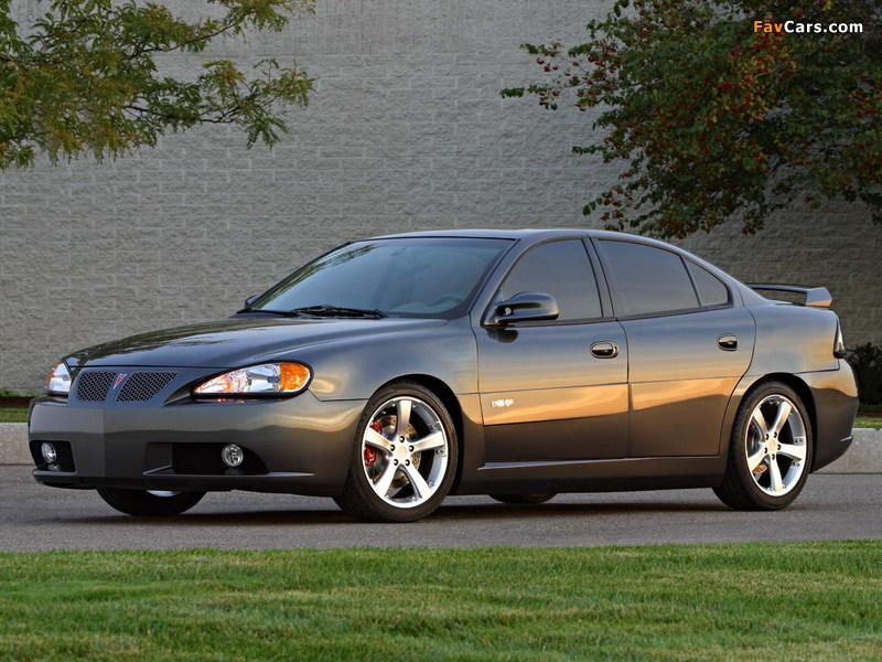Images of Pontiac Grand Am GXP Concept 2002 (800 x 600)