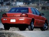 Photos of Pontiac Grand Am Sedan 1992–95