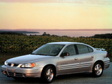 Pictures of Pontiac Grand Am SE 1999–2005