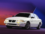 Pontiac Grand Am Sedan 1992–95 pictures
