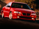 Pontiac Grand Am GT Coupe 1992–95 wallpapers
