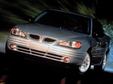 Pontiac Grand Am SE 1999–2005 images