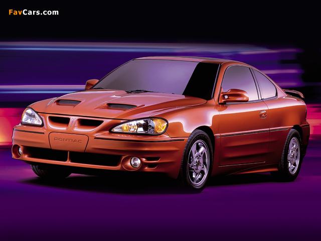 Pontiac Grand Am Coupe 1999–2005 images (640 x 480)