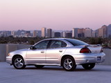 Pontiac Grand Am SE 1999–2005 photos