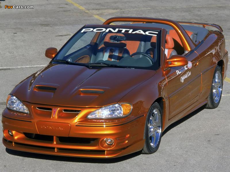 Pontiac Grand Am NHRA Pro Stock Pace Car 2001 images (800 x 600)