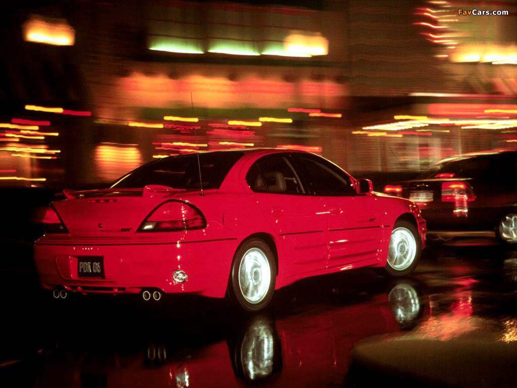 Pontiac Grand Am 1999–2005 images (1024 x 768)
