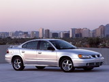 Pontiac Grand Am 1999–2005 pictures