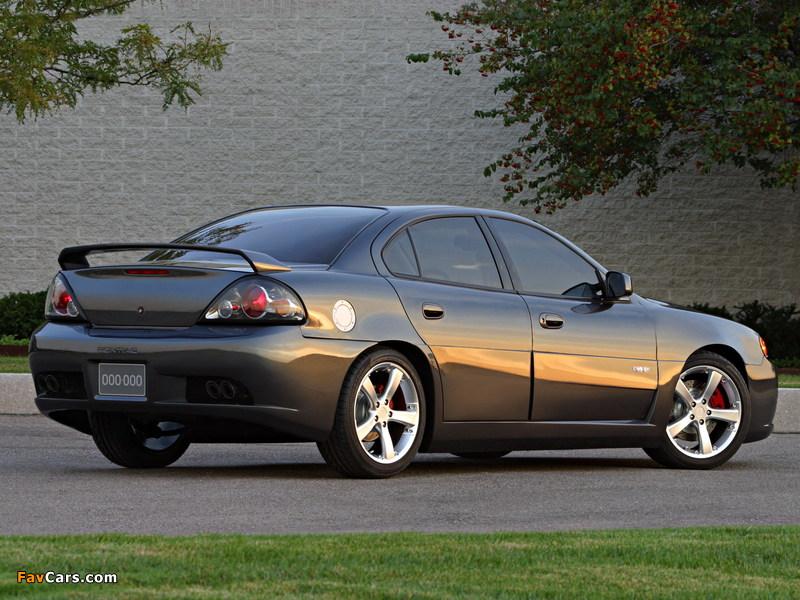 Pontiac Grand Am GXP Concept 2002 photos (800 x 600)