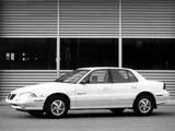 Pontiac Grand Am Sedan 1992–95 wallpapers