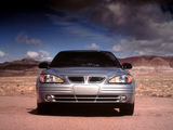Pontiac Grand Am Coupe 1999–2005 wallpapers