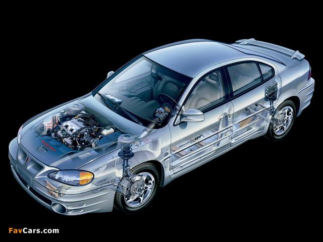 Pontiac Grand Am 1999–2005 wallpapers (640 x 480)