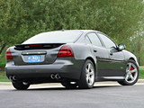 Pictures of Pontiac Grand Prix GXP Concept 2002