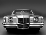 Pontiac Grand Prix 2-door Hardtop Coupe (2K57) 1972 images