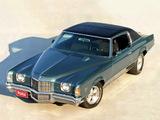 Pontiac Grand Prix SSJ (K57) 1972 pictures