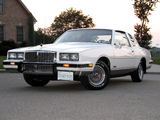Pontiac Grand Prix 1985 photos