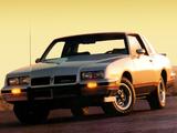 Pontiac Grand Prix Aero Coupe 2+2 1986 pictures