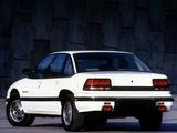 Pontiac Grand Prix LE Sedan EU-spec 1989–93 images