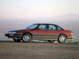 Pontiac Grand Prix STE Sedan 1992–93 wallpapers