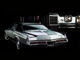 Pontiac Grand Prix 2-door Hardtop Coupe (2K57) 1972 pictures