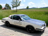 Pontiac Grand Prix Daytona 500 Pace Car 1986 photos