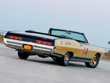 Hurst Pontiac Grand Prix Convertible (26667) 1967 wallpapers