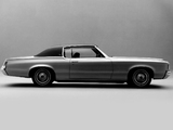 Pontiac Grand Prix 2-door Hardtop Coupe (2K57) 1972 wallpapers