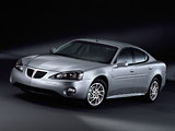 Pontiac Grand Prix GTP 2004–08 wallpapers