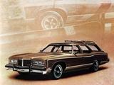 Pontiac Grand Safari 1976 images