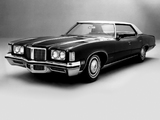 Pictures of Pontiac Grand Ville Hardtop Sedan (P49) 1972