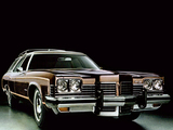 Pontiac Grand Ville Safari (R35/R45) 1973 pictures
