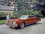 Pontiac Grand Ville Hardtop Sedan (P49) 1974 photos