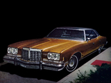 Pontiac Grand Ville Hardtop Sedan (P49) 1974 pictures