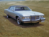 Pontiac Grand Ville Hardtop Brougham Sedan (R49) 1975 photos