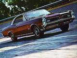 Images of Pontiac Tempest GTO Hardtop Coupe 1966