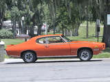 Images of Pontiac GTO The Judge Coupe Hardtop 1969
