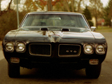 Images of Pontiac GTO Hardtop Coupe (4237) 1970