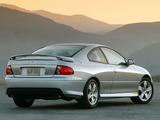 Images of Pontiac GTO 2005–06