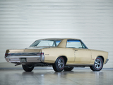 Photos of Pontiac Tempest LeMans GTO Coupe 1965