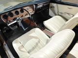 Photos of Pontiac Tempest GTO Convertible 1967